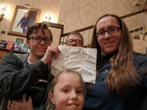 Catherine attended Mystery Science Theater 3000 Live! on Jan 28th 2020 via VetTix