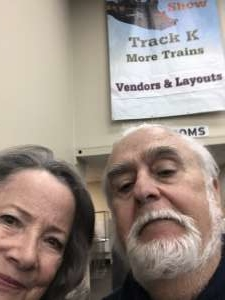 Dott Jackson attended Rocky Mountain Train Show - Tickets Good for Any One Day * See Notes on Mar 7th 2020 via VetTix