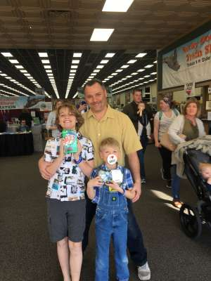 Richard Stevens attended Rocky Mountain Train Show - Tickets Good for Any One Day * See Notes on Mar 7th 2020 via VetTix