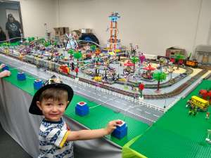 VetTix Fan attended Rocky Mountain Train Show - Tickets Good for Any One Day * See Notes on Mar 7th 2020 via VetTix