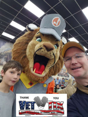 Jim R. attended Rocky Mountain Train Show - Tickets Good for Any One Day * See Notes on Mar 7th 2020 via VetTix