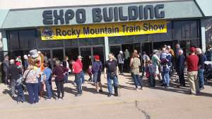 jaybohmer attended Rocky Mountain Train Show - Tickets Good for Any One Day * See Notes on Mar 7th 2020 via VetTix