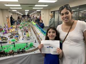 Myra Ramirez attended Rocky Mountain Train Show - Tickets Good for Any One Day * See Notes on Mar 7th 2020 via VetTix