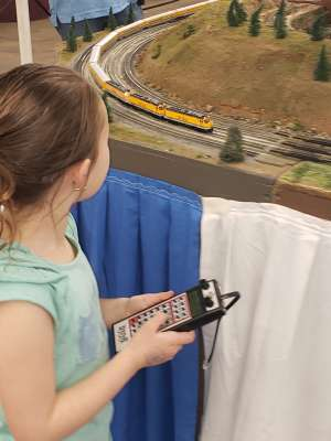 Beth attended Rocky Mountain Train Show - Tickets Good for Any One Day * See Notes on Mar 7th 2020 via VetTix
