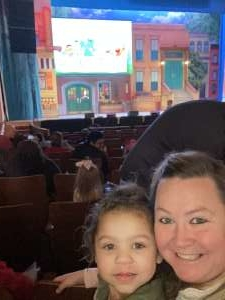 Cando attended Sesame Street Live! Let's Party! on Feb 7th 2020 via VetTix