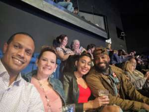 Valdir attended Dancing With the Stars Live! - A Night to Remember on Jan 11th 2020 via VetTix