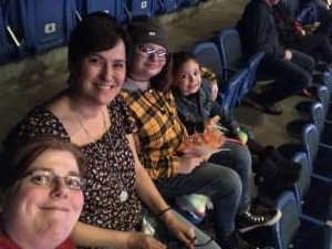 Michelle attended Dancing With the Stars Live! - A Night to Remember on Jan 11th 2020 via VetTix