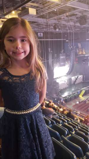Tristan attended Dancing With the Stars Live! - A Night to Remember on Jan 11th 2020 via VetTix