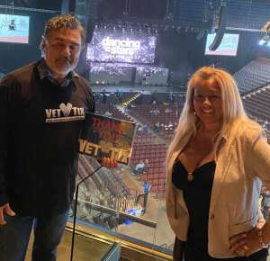 Arturo attended Dancing With the Stars Live! - A Night to Remember on Jan 11th 2020 via VetTix