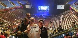 Junior attended Dancing With the Stars Live! - A Night to Remember on Jan 11th 2020 via VetTix