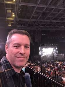 Scott attended Dancing with the Stars - Live Tour 2020 on Jan 12th 2020 via VetTix