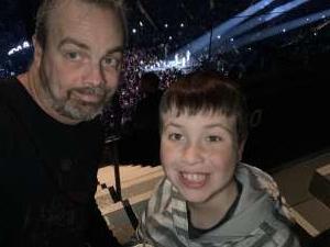 Rick attended TobyMac Hits Deep Tour on Feb 1st 2020 via VetTix