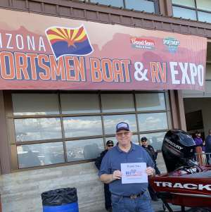 Mike N attended International Sportsmen's Expo - Scottsdale - Tickets Good for Any One Day on Mar 13th 2020 via VetTix