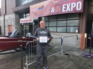SR007 attended International Sportsmen's Expo - Scottsdale - Tickets Good for Any One Day on Mar 13th 2020 via VetTix