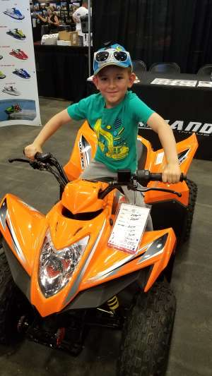Phoenix Dad attended International Sportsmen's Expo - Scottsdale - Tickets Good for Any One Day on Mar 13th 2020 via VetTix