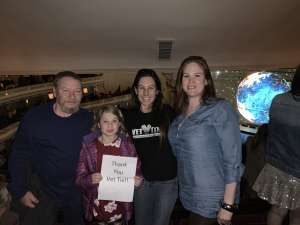 Ronald attended An Evening With Little Big Town on Jan 16th 2020 via VetTix