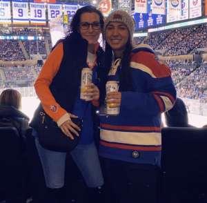 Alexis attended New York Islanders vs. Detroit Red Wings - NHL on Jan 14th 2020 via VetTix