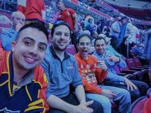 gman attended Florida Panthers vs. Los Angeles Kings - NHL on Jan 16th 2020 via VetTix