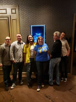 Heather attended Delirious Comedy Club on Mar 14th 2020 via VetTix