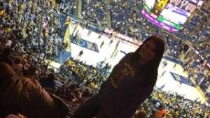 Wendy attended West Virginia University vs. Texas Christian University - NCAA Men's Basketball on Jan 14th 2020 via VetTix