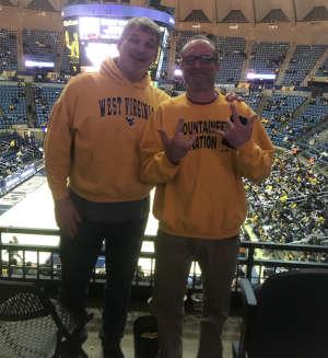Barry attended West Virginia University vs. Texas Christian University - NCAA Men's Basketball on Jan 14th 2020 via VetTix