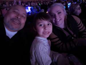 Dennis attended Nick Jr. Live! Move to the Music on Feb 23rd 2020 via VetTix