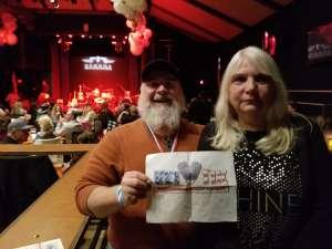 Robert attended Gethen Jenkins on Feb 7th 2020 via VetTix