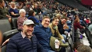 Torin attended PBR Unleash the Beast on Jan 24th 2020 via VetTix
