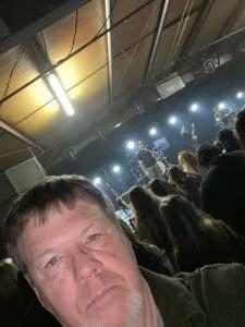 Kevin attended Randall King on Jan 30th 2020 via VetTix
