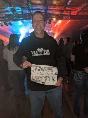 Bill Gronos attended Randall King on Jan 30th 2020 via VetTix