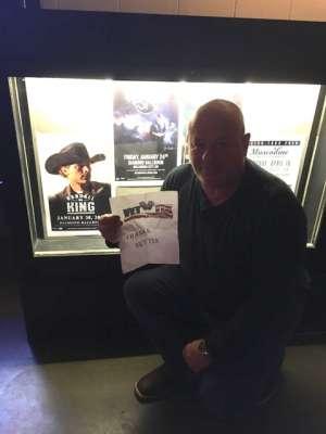 david attended Randall King on Jan 30th 2020 via VetTix