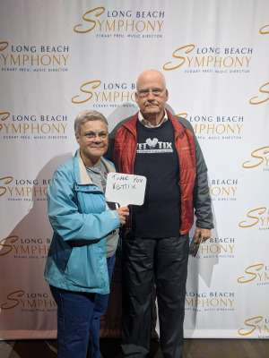 Click To Read More Feedback from The Americas - Presented by the Long Beach Symphony