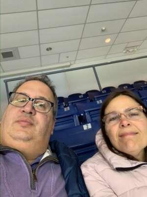 David attended Sny Connecticut Ice: NCAA Collegiate Hockey Tournament on Jan 26th 2020 via VetTix