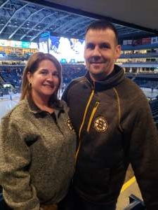 Erin attended Sny Connecticut Ice: NCAA Collegiate Hockey Tournament on Jan 26th 2020 via VetTix