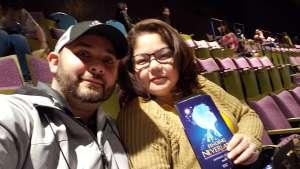 Johann attended Finding Neverland on Jan 28th 2020 via VetTix