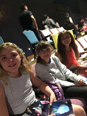 Jerri attended Finding Neverland on Jan 28th 2020 via VetTix