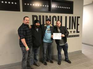 Click To Read More Feedback from Punch Line Sacramento