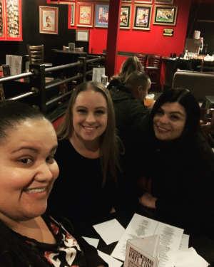 Ashley attended Punch Line Sacramento on Feb 6th 2020 via VetTix