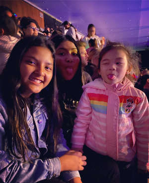 Miguel attended Disney on Ice Presents Mickey's Search Party on Feb 7th 2020 via VetTix