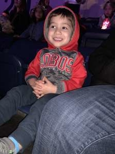 Brian attended Disney on Ice Presents Mickey's Search Party on Feb 7th 2020 via VetTix