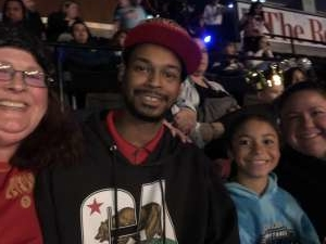 Melanie attended Disney on Ice Presents Mickey's Search Party on Feb 7th 2020 via VetTix
