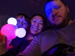 Robert attended Disney on Ice Presents Mickey's Search Party on Feb 7th 2020 via VetTix