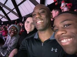 Jean attended University of Utah  vs. Arizona State University - NCAA Gymnastics on Jan 24th 2020 via VetTix