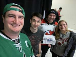 Click To Read More Feedback from New Jersey Devils vs. Dallas Stars - NHL