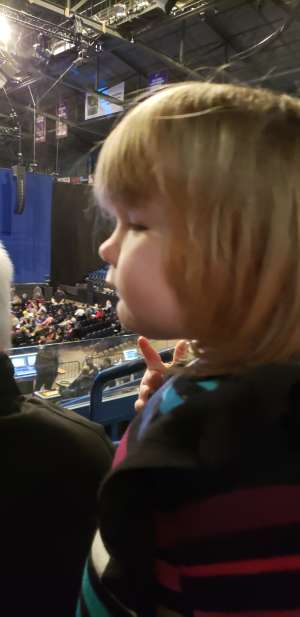 Jill attended Paw Patrol Live: Race to the Rescue on Feb 19th 2020 via VetTix
