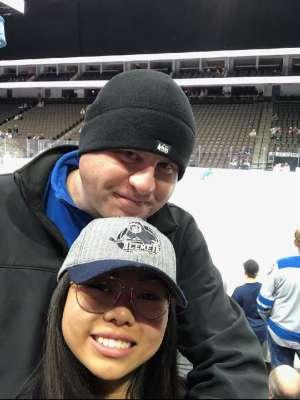 Justin attended Jacksonville Icemen vs. Adirondack Thunder - ECHL on Feb 15th 2020 via VetTix