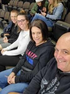 Robert attended Jacksonville Icemen vs. Adirondack Thunder - ECHL on Feb 15th 2020 via VetTix