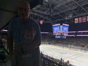 Jason attended Jacksonville Icemen vs. Adirondack Thunder - ECHL on Feb 15th 2020 via VetTix