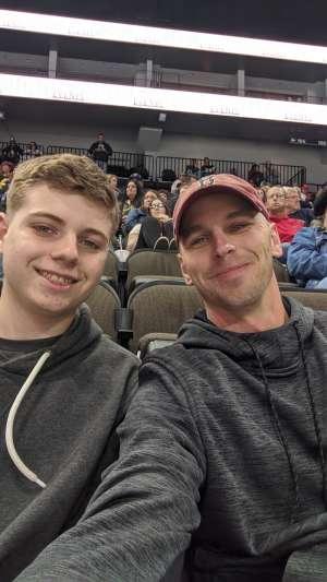 Brian attended Jacksonville Icemen vs. Adirondack Thunder - ECHL on Feb 15th 2020 via VetTix