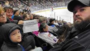 Eric attended Jacksonville Icemen vs. Adirondack Thunder - ECHL on Feb 15th 2020 via VetTix